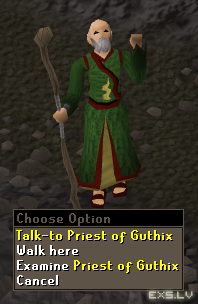 Priest of Guthix