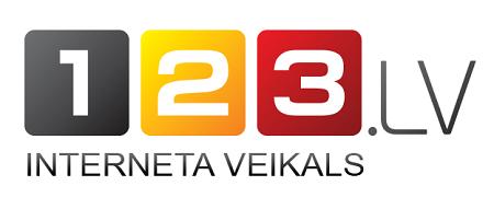 123.lv logo