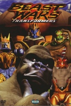 Beast Wars: Transformers poster