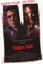 Tango and Cash poster