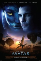 James Cameron's Avatar poster