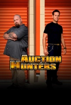 Auction Hunters poster