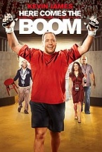 Here comes the boom poster