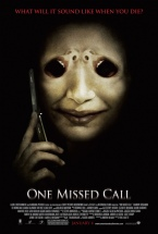 One missed call poster