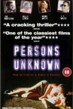 TV: Persons Unknown poster