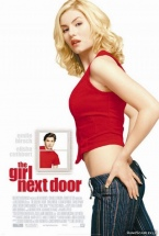 The Girl Next Door (Kaimiņu meitene) poster